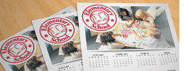 Materials that can be customized to meet any school's copy & print needs.