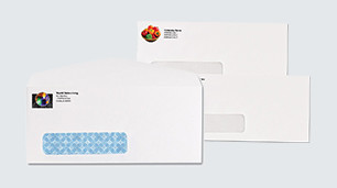 Full Color Window Envelopes