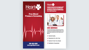 Rack cards offer a great advertising alternative for your business.