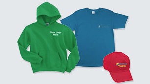 T-Shirts, Jackets & Other Custom Apparel