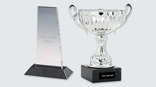 Trophies and Awards Made to Order