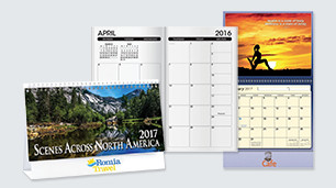 Personalized Calendars, Planners & More
