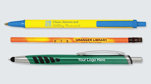 Personalized Pens, Pencils & More