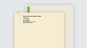 Business stationery letterhead at office depot officemax letterhead personalized reheart Image collections