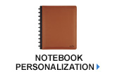 Notebook Personalization