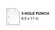 3 Hole Punch