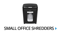 small office shredders