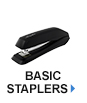 Basic Staplers