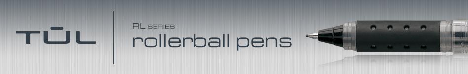 Tul Rollerball Pens