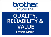 Brother - Quality, Reliability & Value