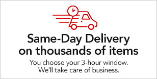 Free Same-Day Delivery on Qualifying Offers