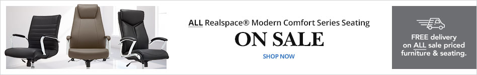 ALL MODERN COMFORT SERIES SEATING ON SALE PLUS FREE DELIVERY ON ALL SALE-PRICED FURNITURE AND SEATING