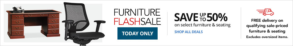 24 hour Furn Flash- Save up to 50% on select Furniture and Seating