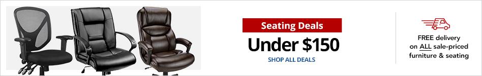 Seating Deals Under $150