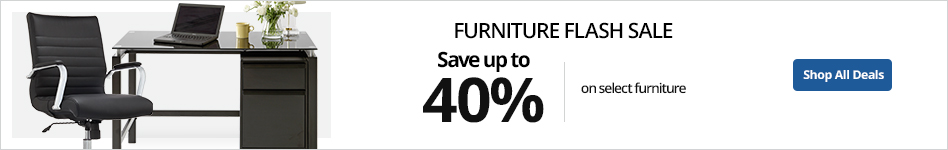 Furniture Flash - Save up to 40% select furniture