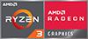 AMD Ryzen 3 Radeon Graphics