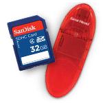 Memory Cards & Memory Card Readers