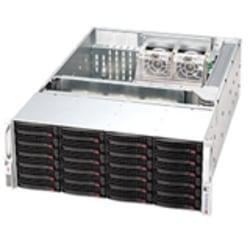 Supermicro SuperChassis SC846A-R1200B Rackmount Enclosure