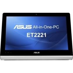 Asus ET2221AUKR-01 All-in-One Computer - AMD A-Series A8-5550M 2.10 GHz - Desktop - Black