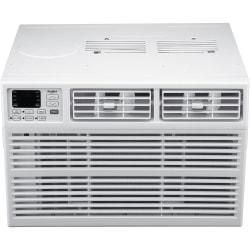 Whirlpool Energy Star Window-Mounted Air Conditioner With Remote, 6,000 BTU, 13 5/16in.H x 18 5/8in.W x 15 5/8in.D, White