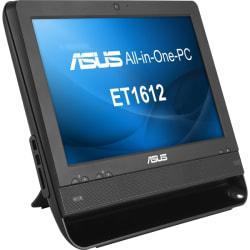 Asus ET1612IUTS-B004E All-in-One Computer - Intel Celeron 847 1.10 GHz - Desktop - Black