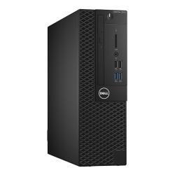 Dell OptiPlex 3000 3050 Desktop Computer - Intel Core i5 (7th Gen) i5-7500 3.40 GHz - 8 GB DDR4 SDRAM - 1 TB HDD - Windows 10 Pro 64-bit (English/French/Spanish