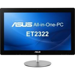 Asus ET2322IUKH-02 All-in-One Computer - Intel Core i3 i3-4010U 1.70 GHz - Desktop - Black