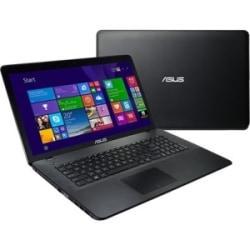 Asus K751MA-DS21TQ 17.3in. Touchscreen Notebook - Intel Pentium N3540 Quad-core (4 Core) 2.16 GHz - Black