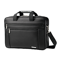 Samsonite Classic Carrying Case (Briefcase) for 17in. Notebook - Black