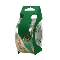 Duck(R) HP260(TM) Packaging Tape, In Dispenser, 2in. x 60 Yd., Clear