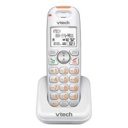 VTech(R) Careline SN6107 DECT 6.0 Cordless Expansion Handset For SN61x7 Series Phones