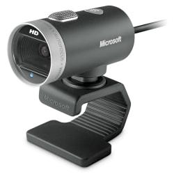 Microsoft(R) LifeCam Cinema(TM) 5.0 Megapixel USB Webcam