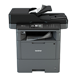 Brother Wireless Monochrome Laser All-In-One Printer, Copier, Scanner, Fax, MFC-L6700DW