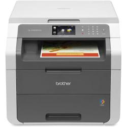 Brother HL-3180CDW LED All-In-One Color Printer, Copier, Scanner, Fax