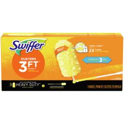 Swiffer(R) Extension-Handle Duster Kits, 3ft. Handle, Case Of 6