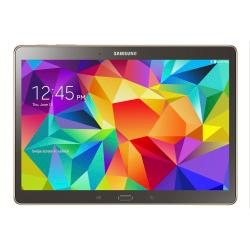 Samsung Galaxy Tab(R) S 10.5in. Tablet, 16GB, Titanium Bronze