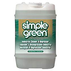 Simple Green(R) Concentrated All-Purpose Cleaner/Degreaser/Deodorizer, 5 Gallon