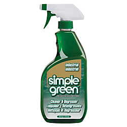 Simple Green(R) Concentrated All-Purpose Cleaner/Degreaser/Deodorizer, 24 Oz. Spray Bottle