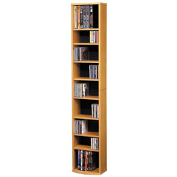Ameriwood Slim Media Storage Tower 60