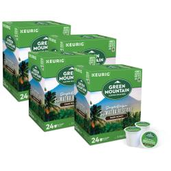 Green Mountain Coffee(R) Sumatran Reserve Coffee K-Cup(R) Pods, 1.4 Oz, Pack Of 96