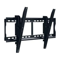 Atlantic Large Tilting Wall Mount For 37 - 70in. Flat Screen TVs, Black