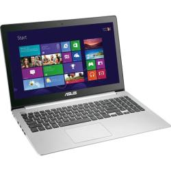 Asus VivoBook V551LA-DS71T 15.6in. Touchscreen Ultrabook - Intel Core i7 i7-4500U 1.80 GHz - Silver Aluminum