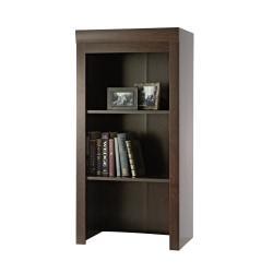 Sauder(R) Office Port Collection, Library Hutch, Dark Alder