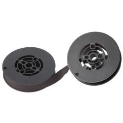 Porelon BM99 Black Replacement Nylon Printer Ribbons, Pack Of 6
