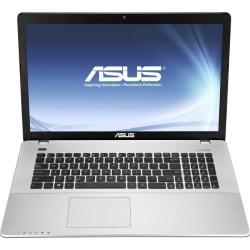 Asus X750JA-DB71 17.3in. LED Notebook - Intel Core i7 i7-4700HQ 2.40 GHz - Dark Gray
