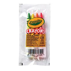 Crayola Standard Crayons Assorted Neon Colors