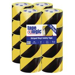 Partners Brand Solid Vinyl Safety Tape 3 X 36 Yd