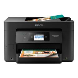 Epson(R) WorkForce(R) Pro WF-3720 Wireless All-In-One Printer, Copier, Scanner, Fax