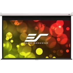 Elite Screens M120HSR-PRO Manual Pull Down Projector Screen