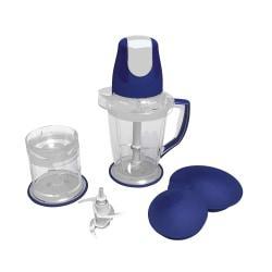 Ninja Master Prep Blender/Food Processor, Gray/Silver